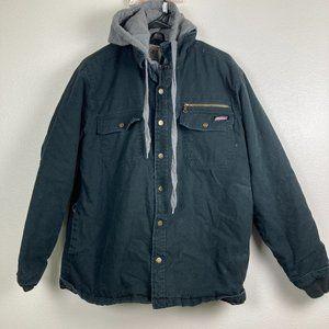 3/$20 Dickies Mens Sweatshirt Jacket M
